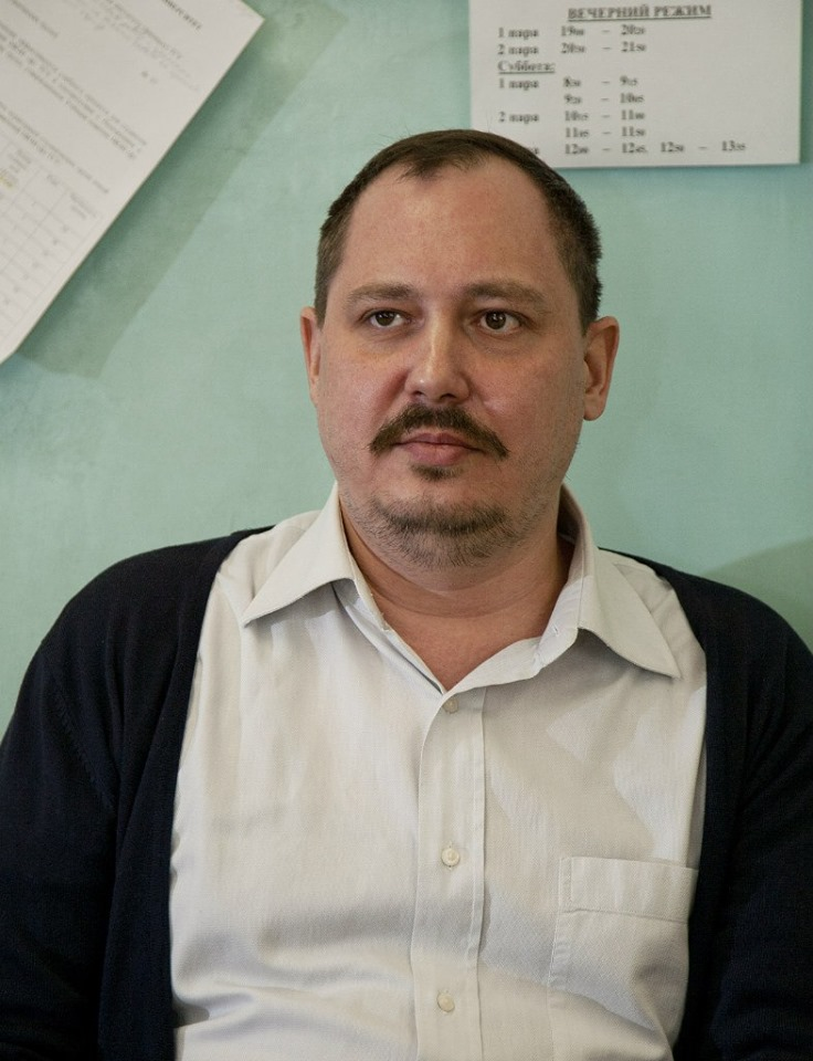 Михаил Хлебников